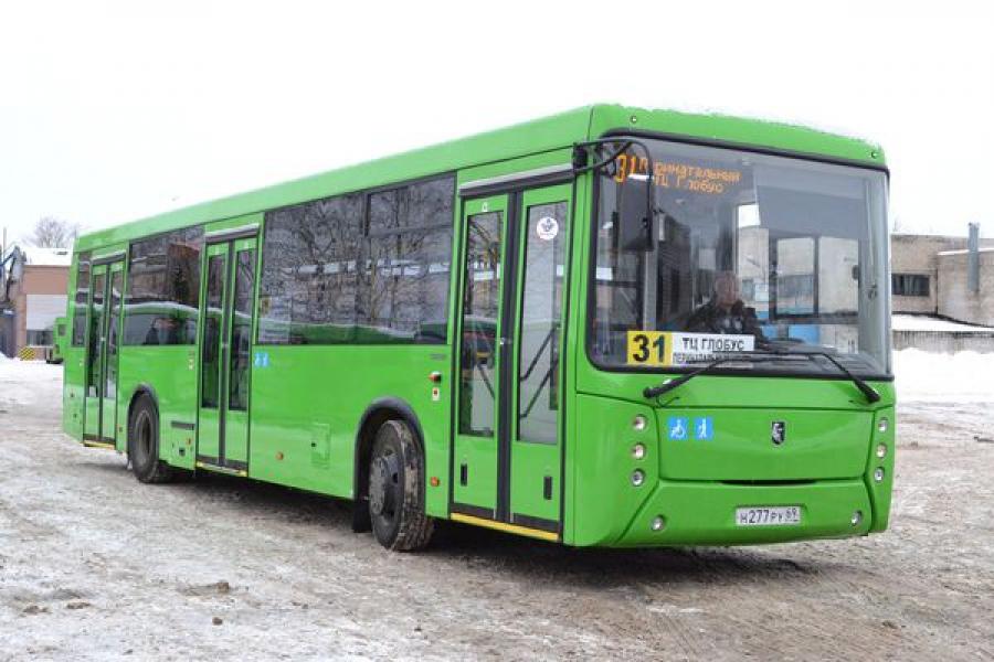 На улицах Твери появились десять новых автобусов