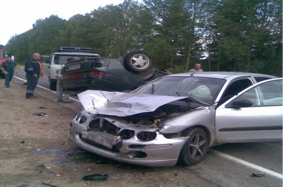 ДТП в Ржевском районе: четверо пострадавших