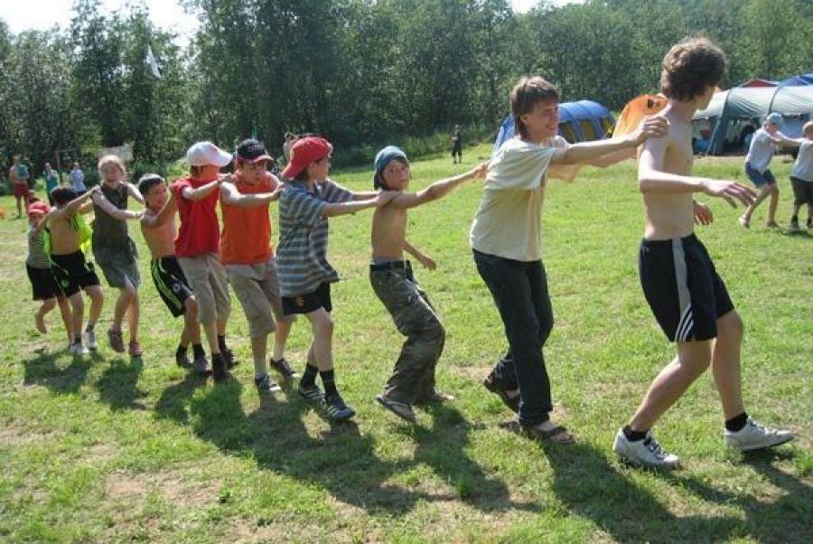В летних лагерях для тверских школьников стартует вторая смена