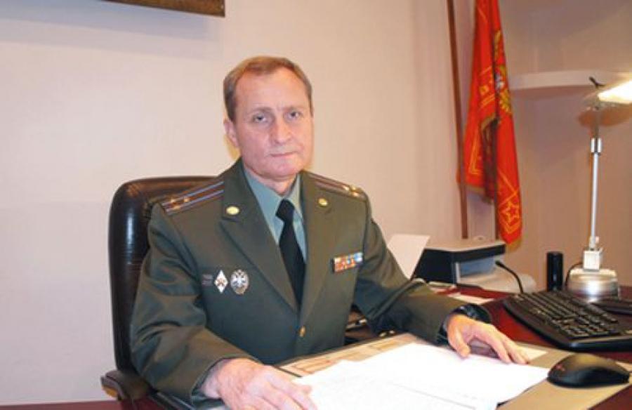 В Тверском суворовском училище — новый начальник