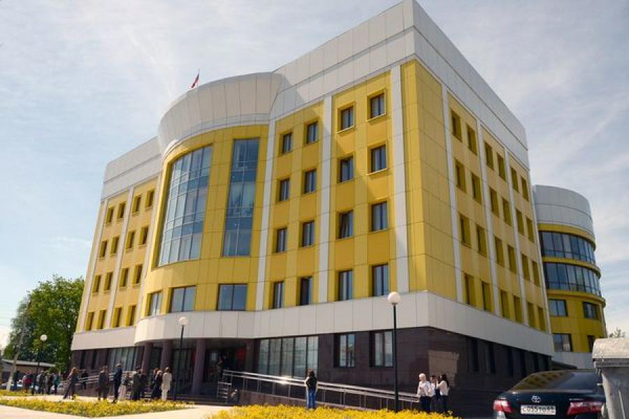 Открыто новое здание Московского и Заволжского районных судов Твери