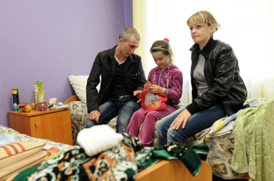 Тверь приняла 52 жителей Украины