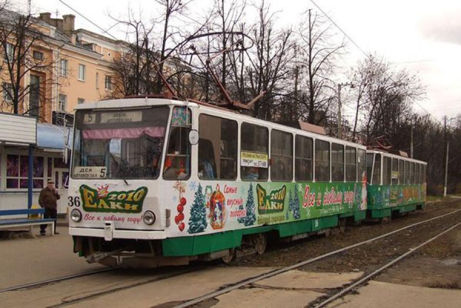 Администрация Твери опровергла информацию о ликвидации трамвая