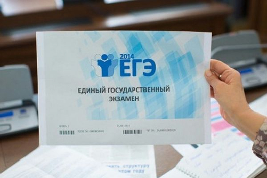 Мобильник и шпаргалки подвели двух школьников при сдаче ЕГЭ по русскому языку