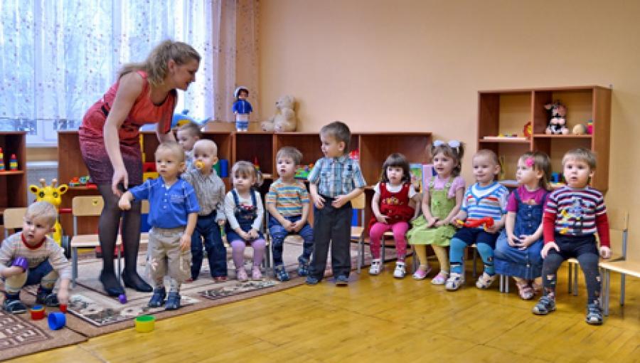 В Вышнем Волочке открылся детский сад на 110 мест