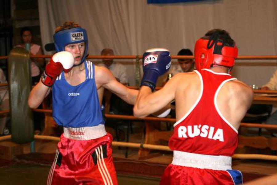 Всероссийские соревнования по боксу пройдут в Твери