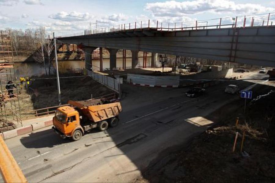 Участок трассы М-11 в обход Вышнего Волочка, возможно, откроют уже в 2014 году