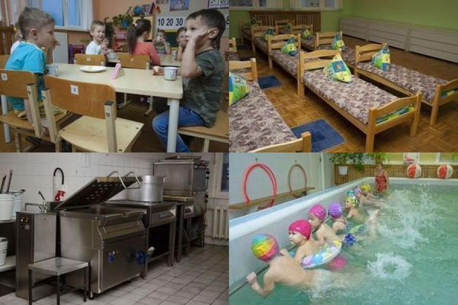 Средства депутатского фонда пошли на обновление детских садов