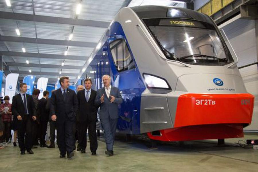 Новейший российский электропоезд будут выпускать на ТВЗ
