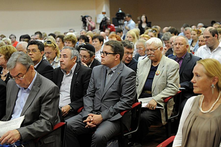 Общественники региона отмечают рост активности жителей