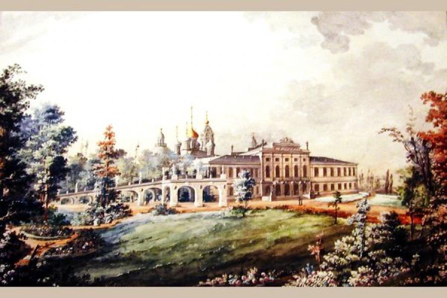 При восстановлении Дворцового сада в горсаду в Твери посадят липовую, кленовую и дубовую аллеи