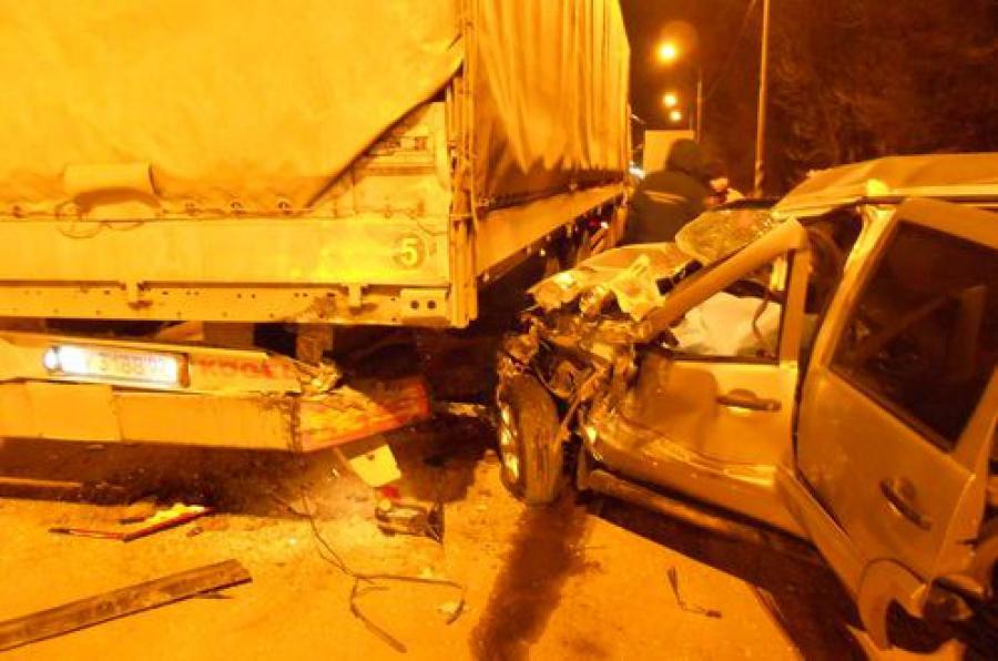 В двух ДТП в Тверской области погибли два водителя