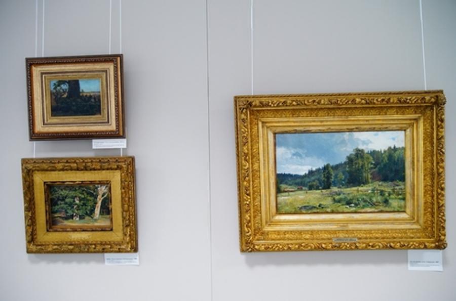Выставка к 180-летию Ивана Шишкина открылась в Твери