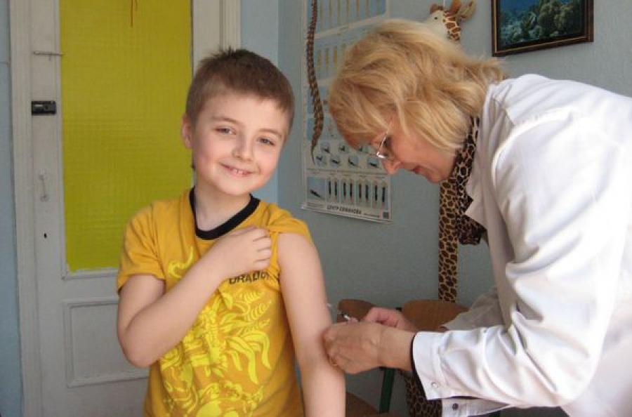 Прививку от гриппа получит каждый четвертый житель Тверской области
