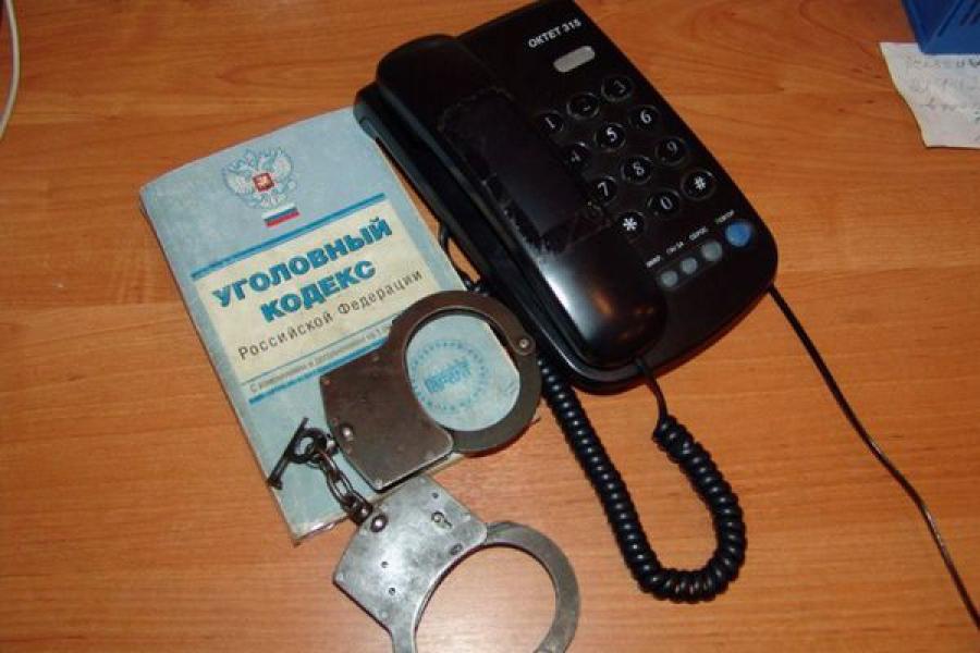 В Ржеве телефонный террорист пойдет под суд