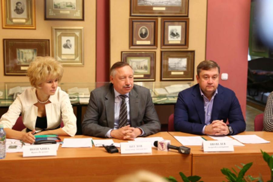 Губернатор предложил начинать телевыпуски новостей с сообщений из сферы культуры