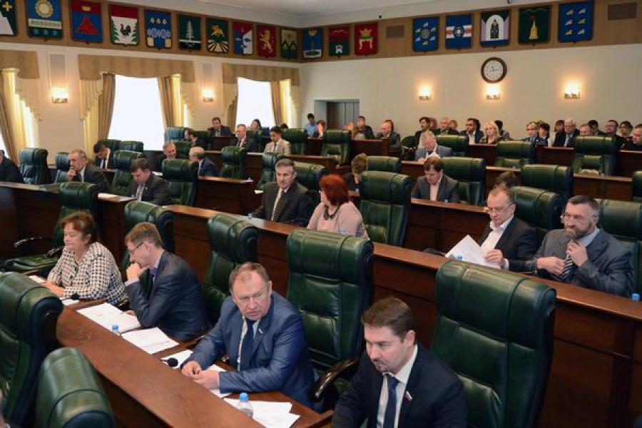 В Тверской области появилось несколько новых законов