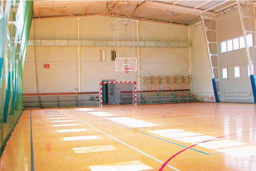 Сельские школы получат больше денег на спортзалы