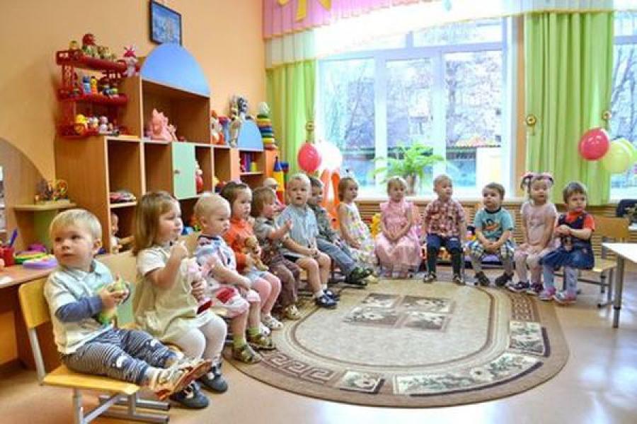 Более 500 миллионов рублей получит Тверская область на детские сады