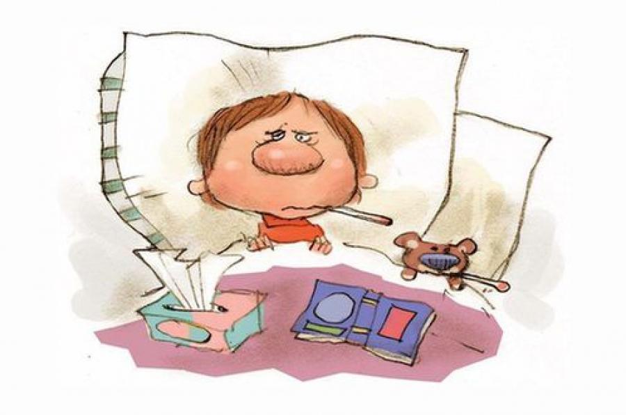 В Тверской области за неделю ОРВИ и гриппом заболели более 9000 человек