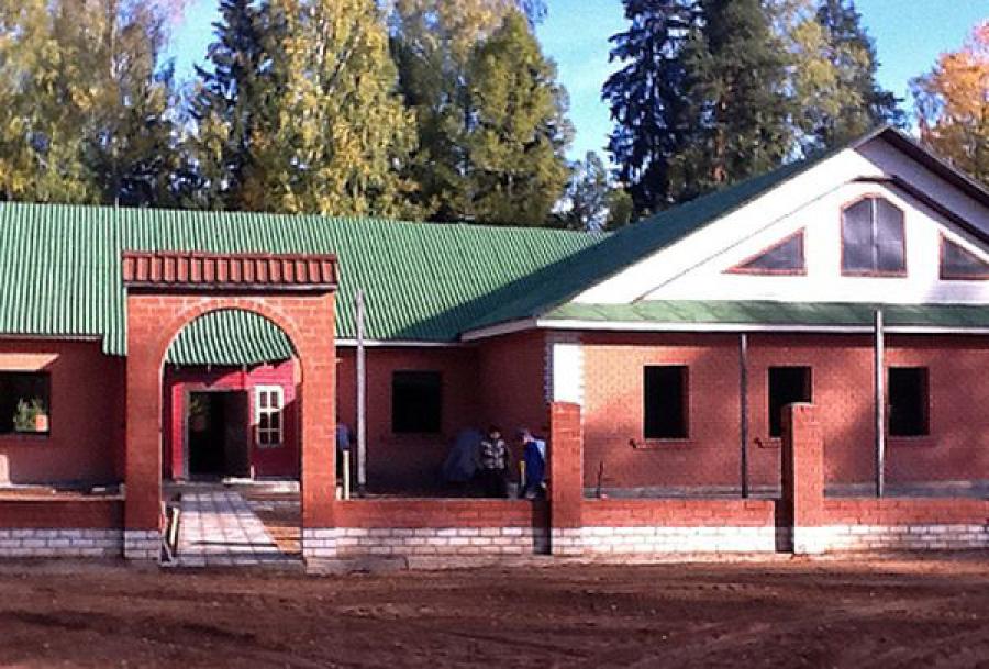 В Максатихинском районе до конца года откроется новый детский сад