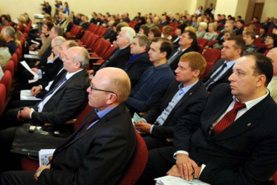 Конференция регионального отделения «Единой России»: итоги выборов-2014 и планы на 2015 год