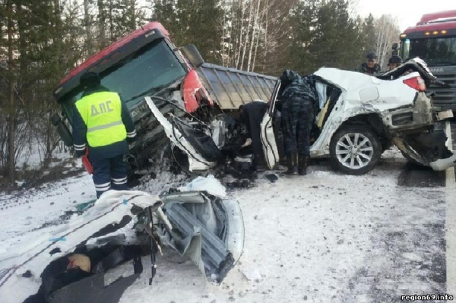 В ДТП на трассе М-9 погиб 24-летний водитель