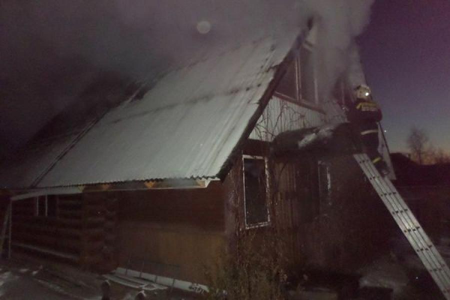 Волна пожаров прокатилась по Тверской области