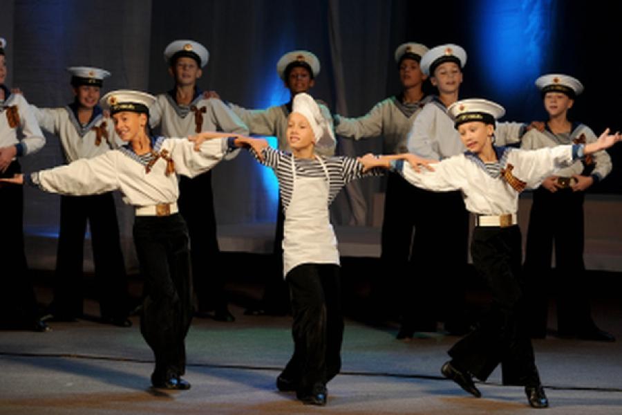 Тверь приняла Всероссийский фестиваль народного творчества «Вместе мы — Россия»