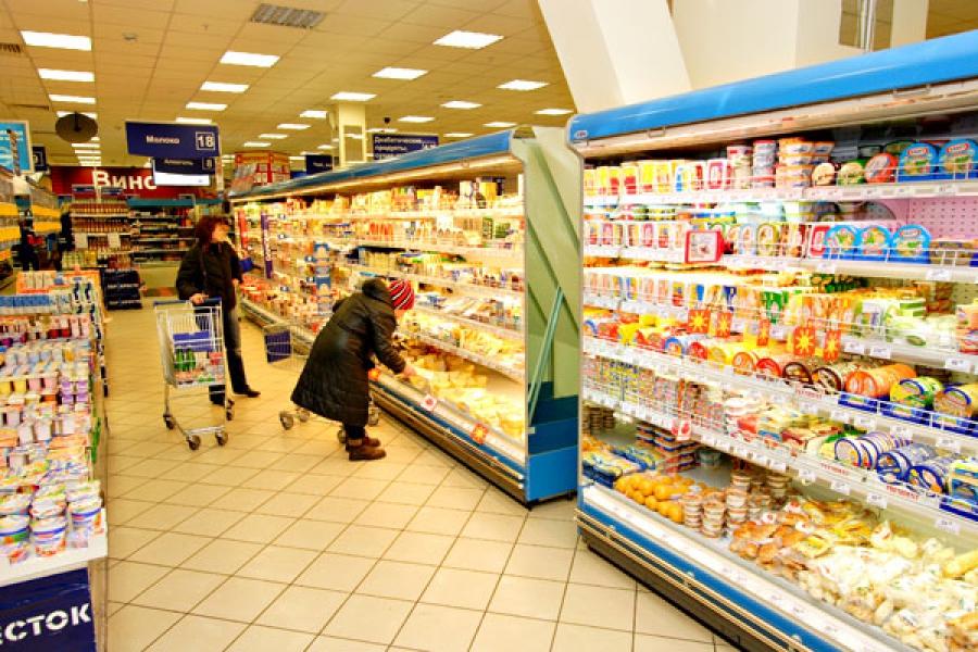 Цена на овощи снижаются, на мясо – повышаются