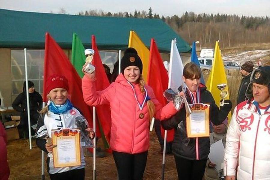 Велосипедистка из Твери завоевала «серебро» в кубке «Золотые колеса Подмосковья»