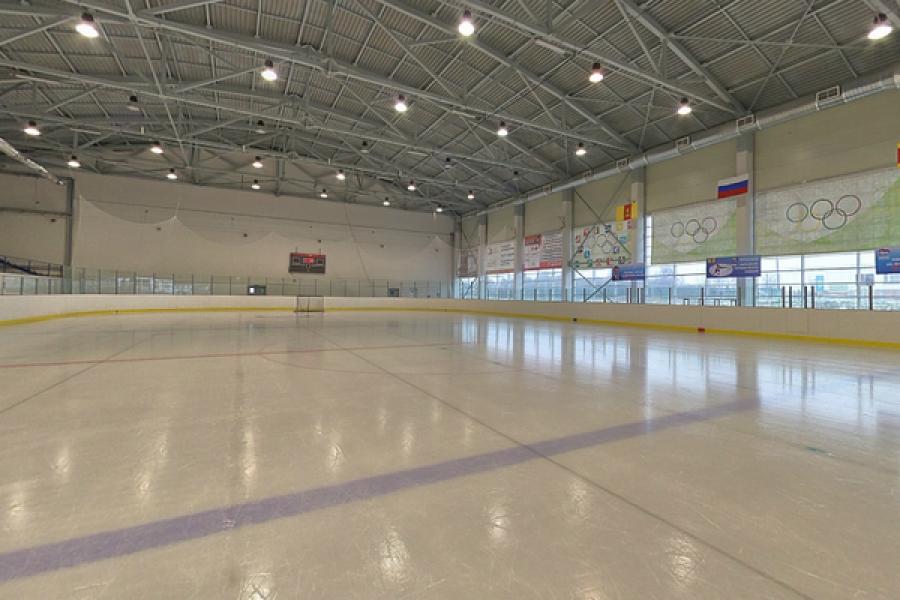 В ледовом спорткомплексе «Триумф» создается доступная среда