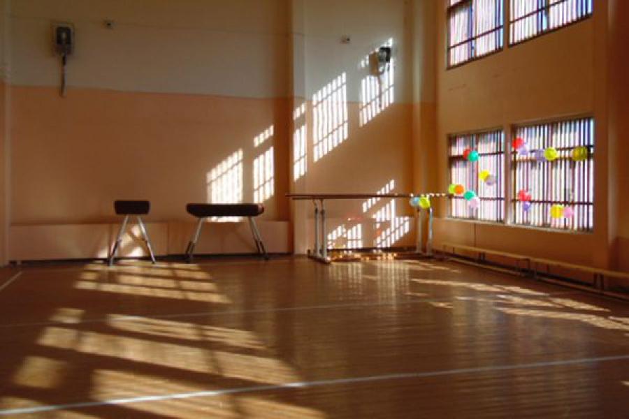 В сельских школах в 7 районах области улучшены условия для занятий спортом