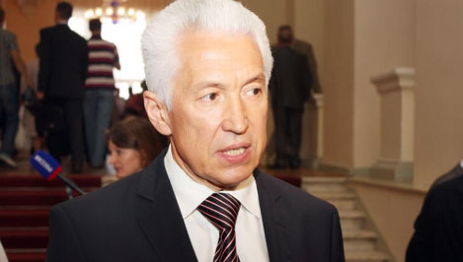 Владимир Васильев в Твери подвел итоги весенней сессии Государственной Думы