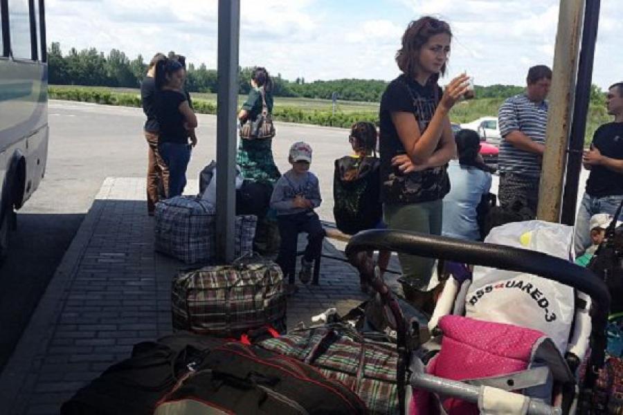 Горожане могут помочь беженцам из Славянска, которые приедут в Тверь