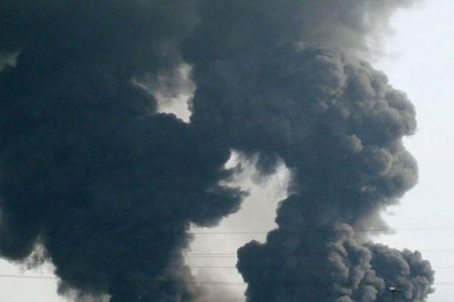 Тверского предпринимателя оштрафовали за загрязнение воздуха