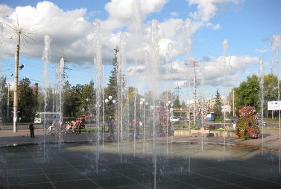 Тверские фонтаны заработают к Первомаю