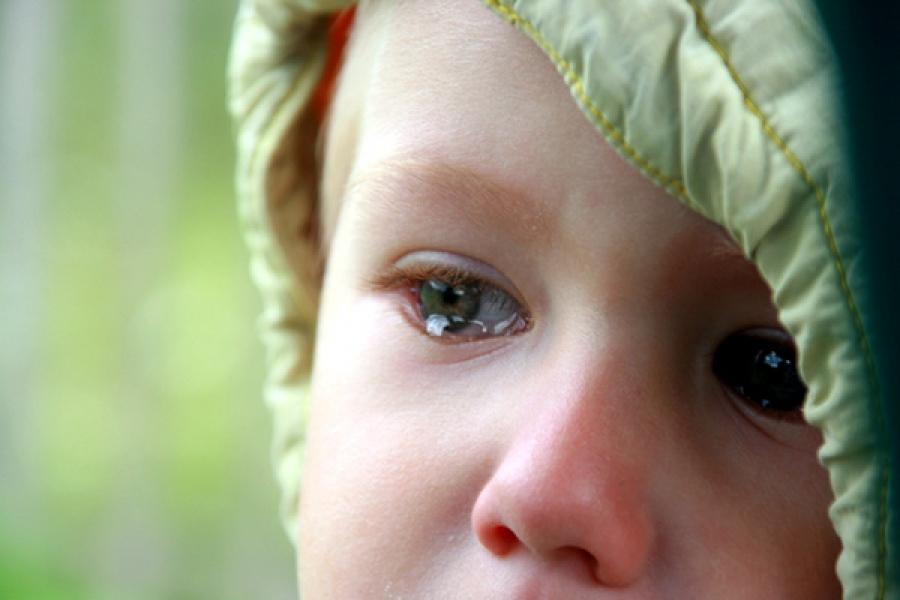 По факту причинения боли маленькому ребенку проводится проверка