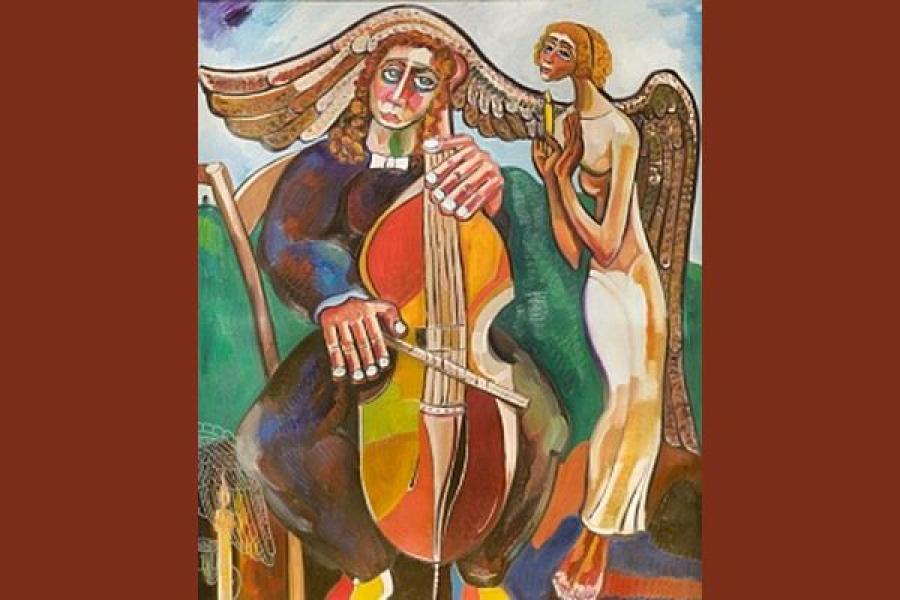 Тверитяне смогут увидеть живопись Зураба Церетели