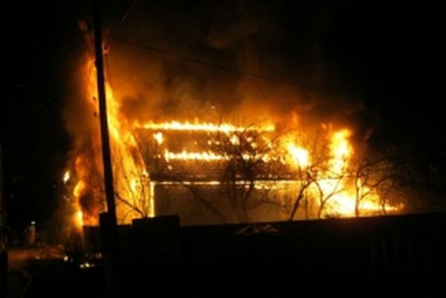 На пожарах в Тверской области за праздничные дни погибли 5 человек