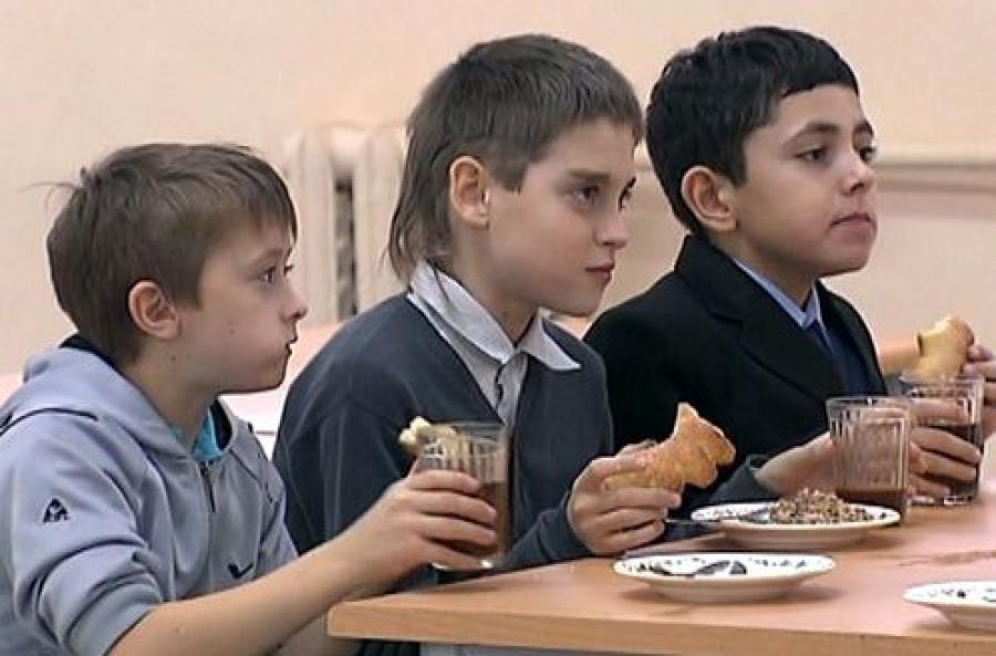 Модернизированы столовые еще в двух тверских школах