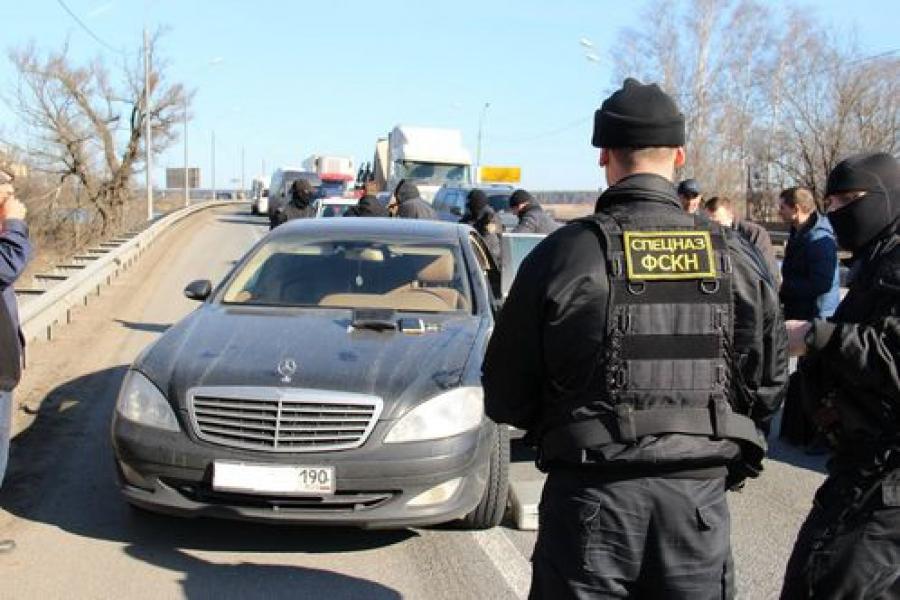 Тверские наркополицейские изъяли кокаин на сумму почти 1,5 миллиона рублей