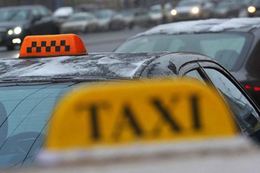 УГИБДД проверило легковые такси