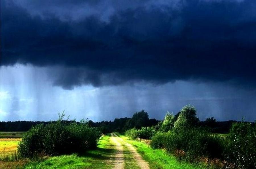 На западе Тверской области объявлено штормовое предупреждение
