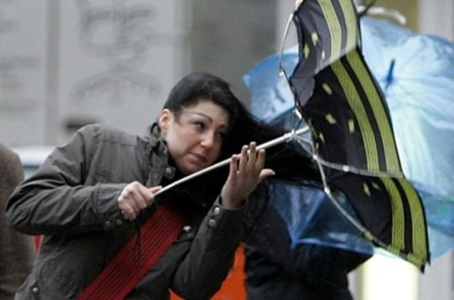 В Тверской области опять ожидается сильный ветер
