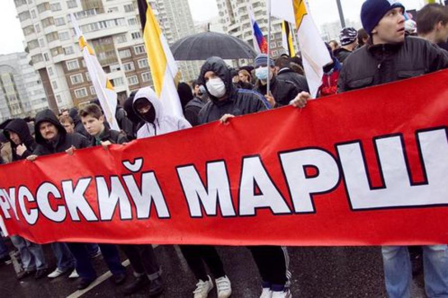 В Твери планируется Русский марш