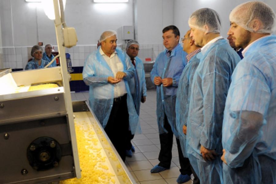 ОАО «Мелькомбинат» намерено увеличивать долю присутствия на тверском рынке