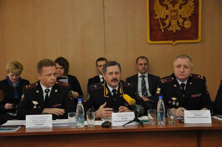 УГИБДД: ситуация на дорогах Тверской области остаётся сложной