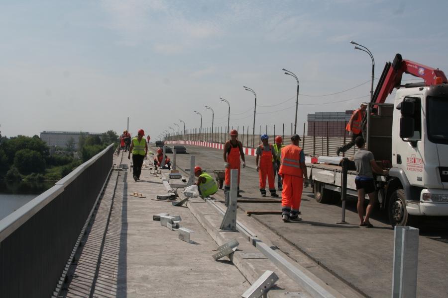 Восточный мост: город ждет открытия движения