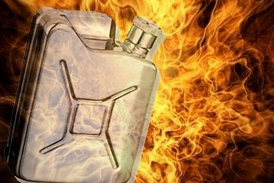 Житель Максатихи подозревается в том, что убил человека и сжег тело жертвы